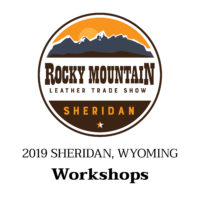 2019 Sheridan Workshops
