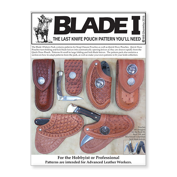 Blade 1 - Will Ghormley